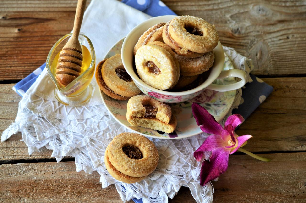 biscuiti cu miere