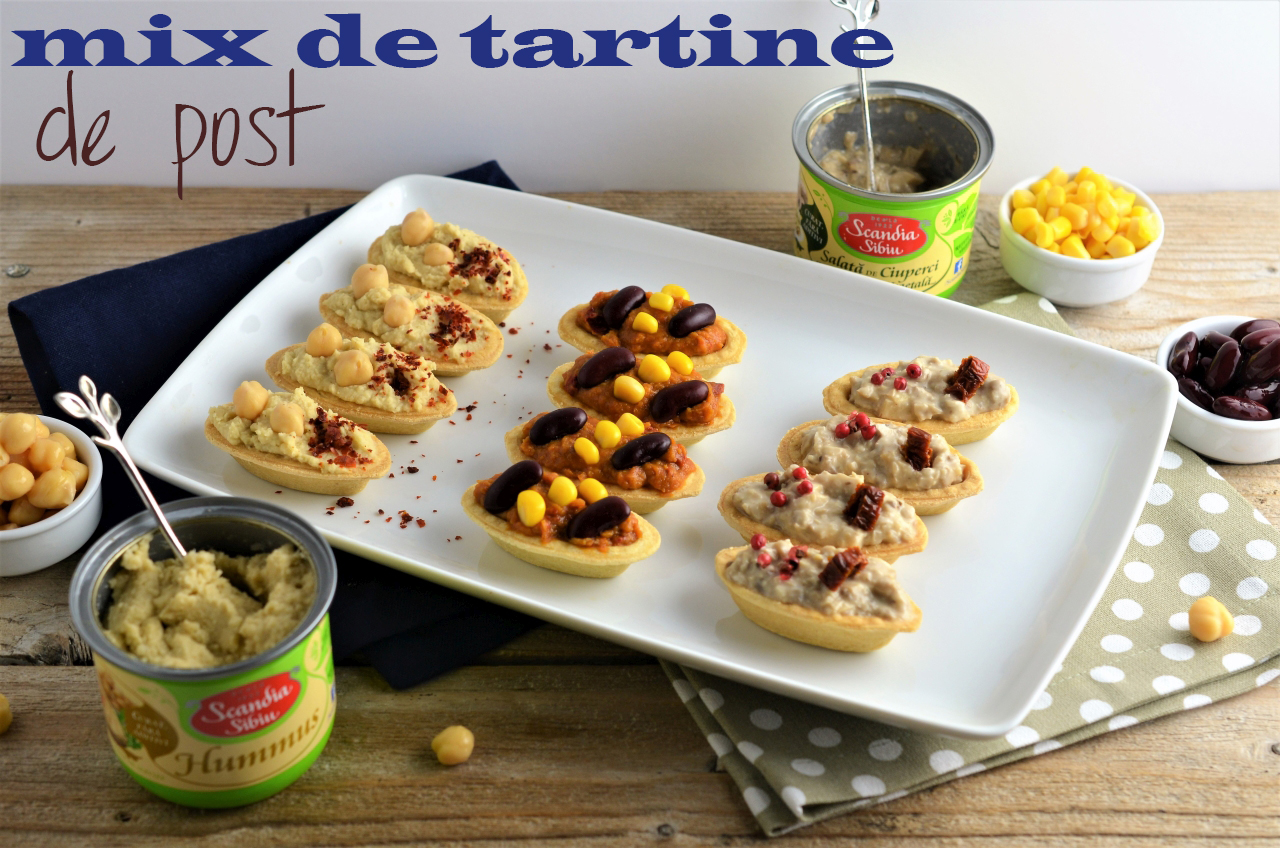 mix de tartine la post