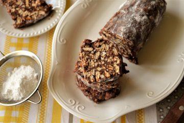 salam de biscuiti cu 3 ingrediente