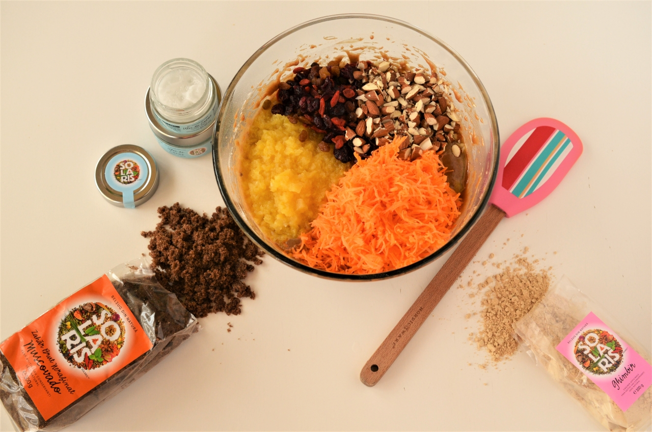 prajitura cu morcovi