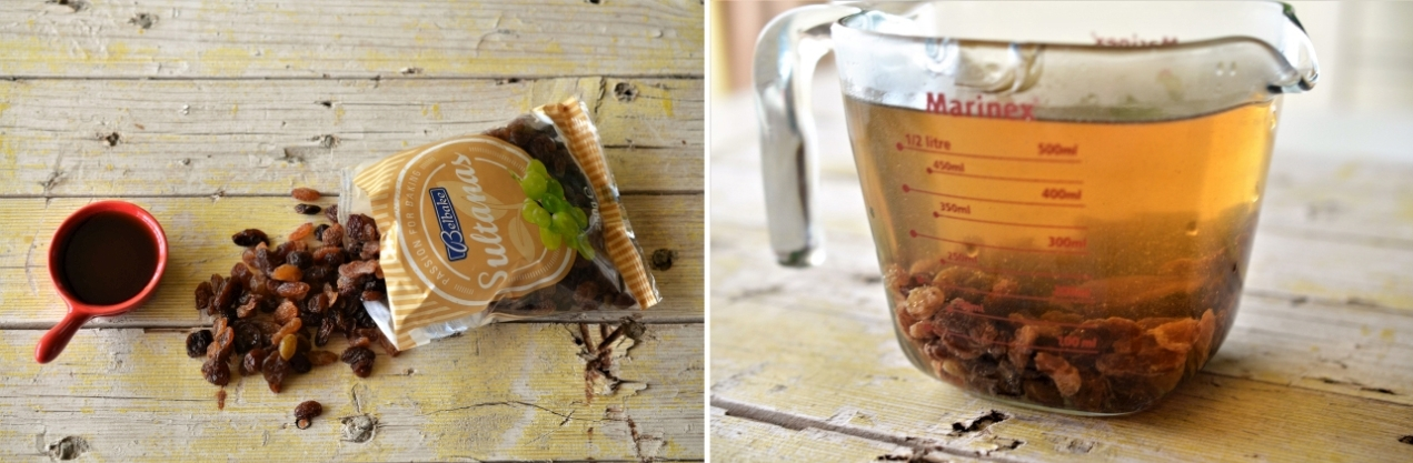 cuiburi cu vanilie si stafide