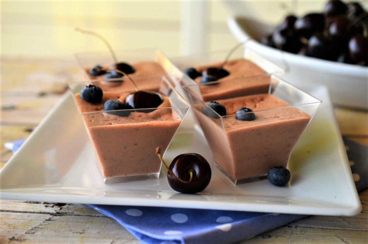 mousse de ciocolata cu aquafaba