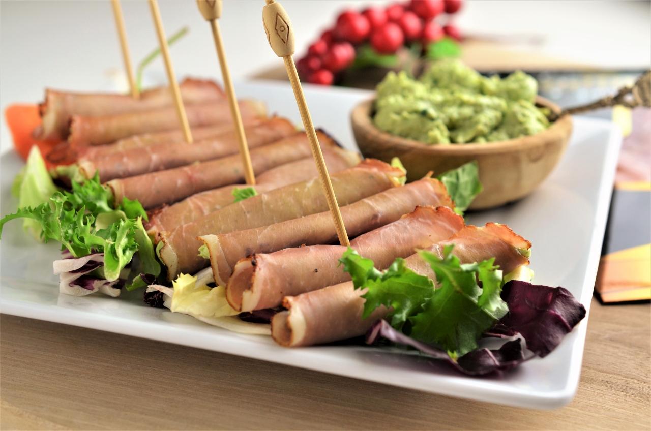 idei de aperitive reci cu salinate