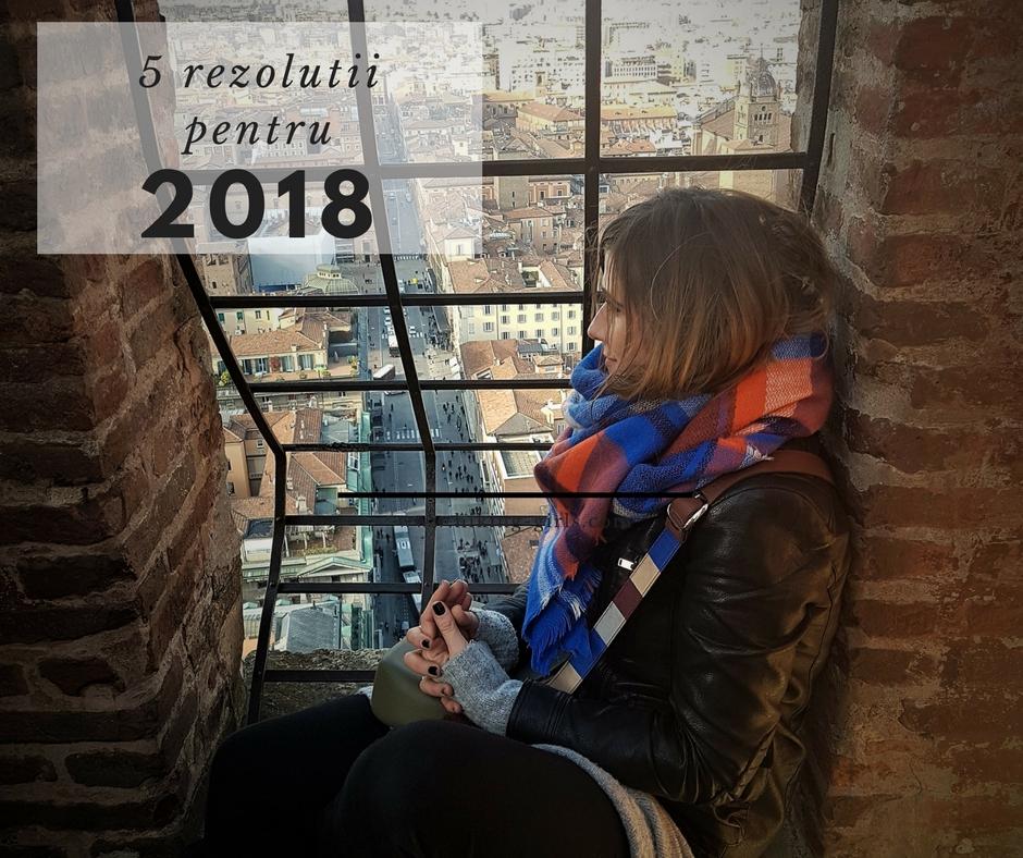 rezolutii pentru 2018