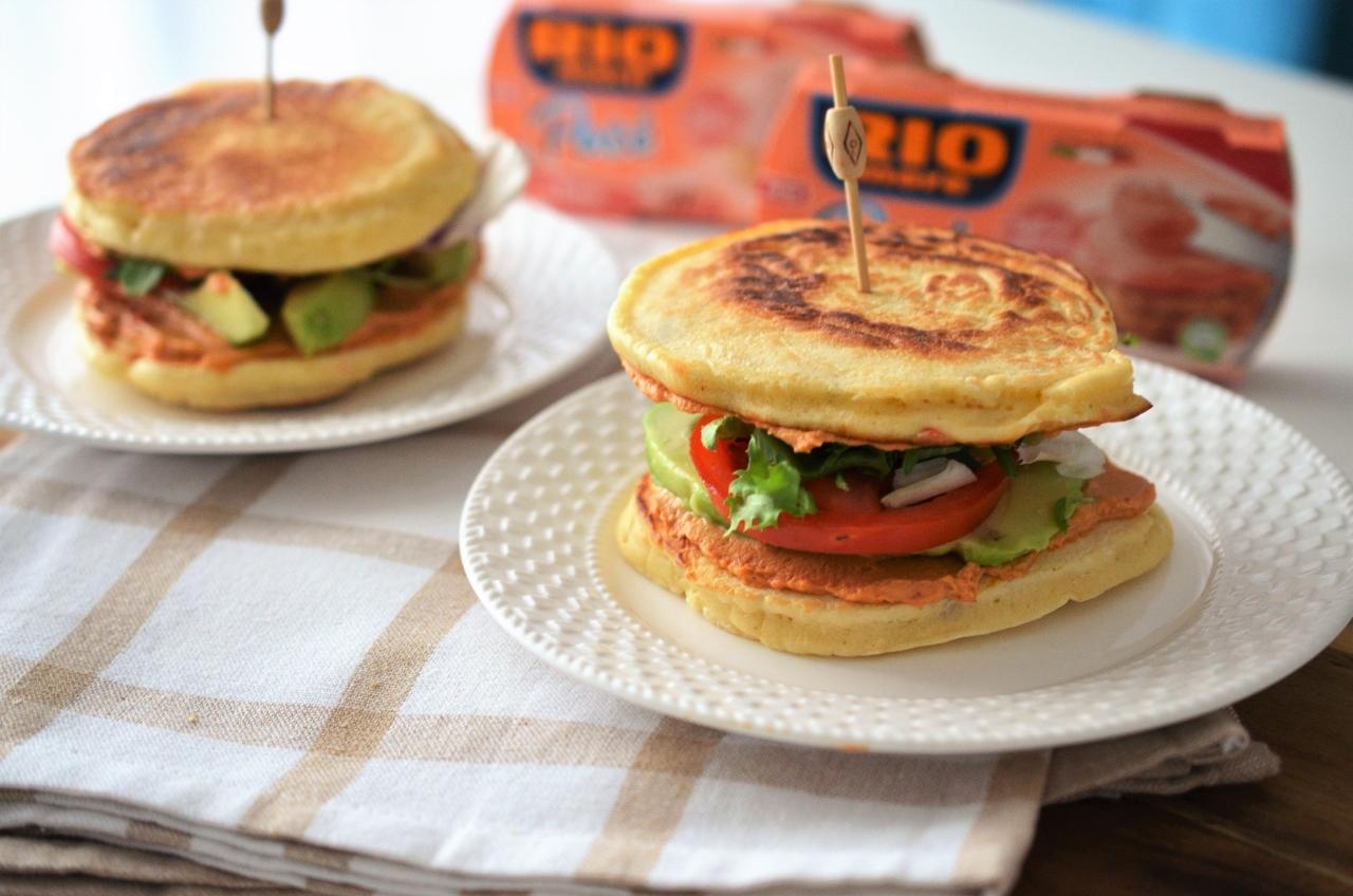 pancakes sarate pentru micul dejun