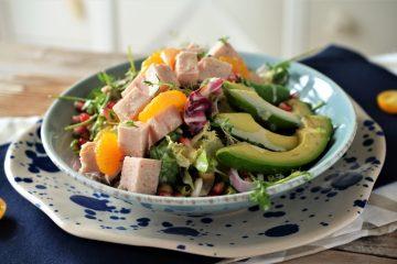 salata de iarna cu pui