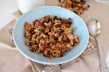 Granola – cereale coapte pentru micul dejun