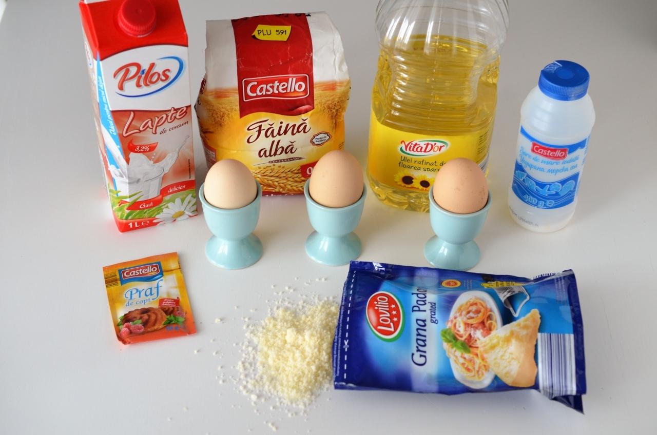 Ingrediente Tarta aperitiv
