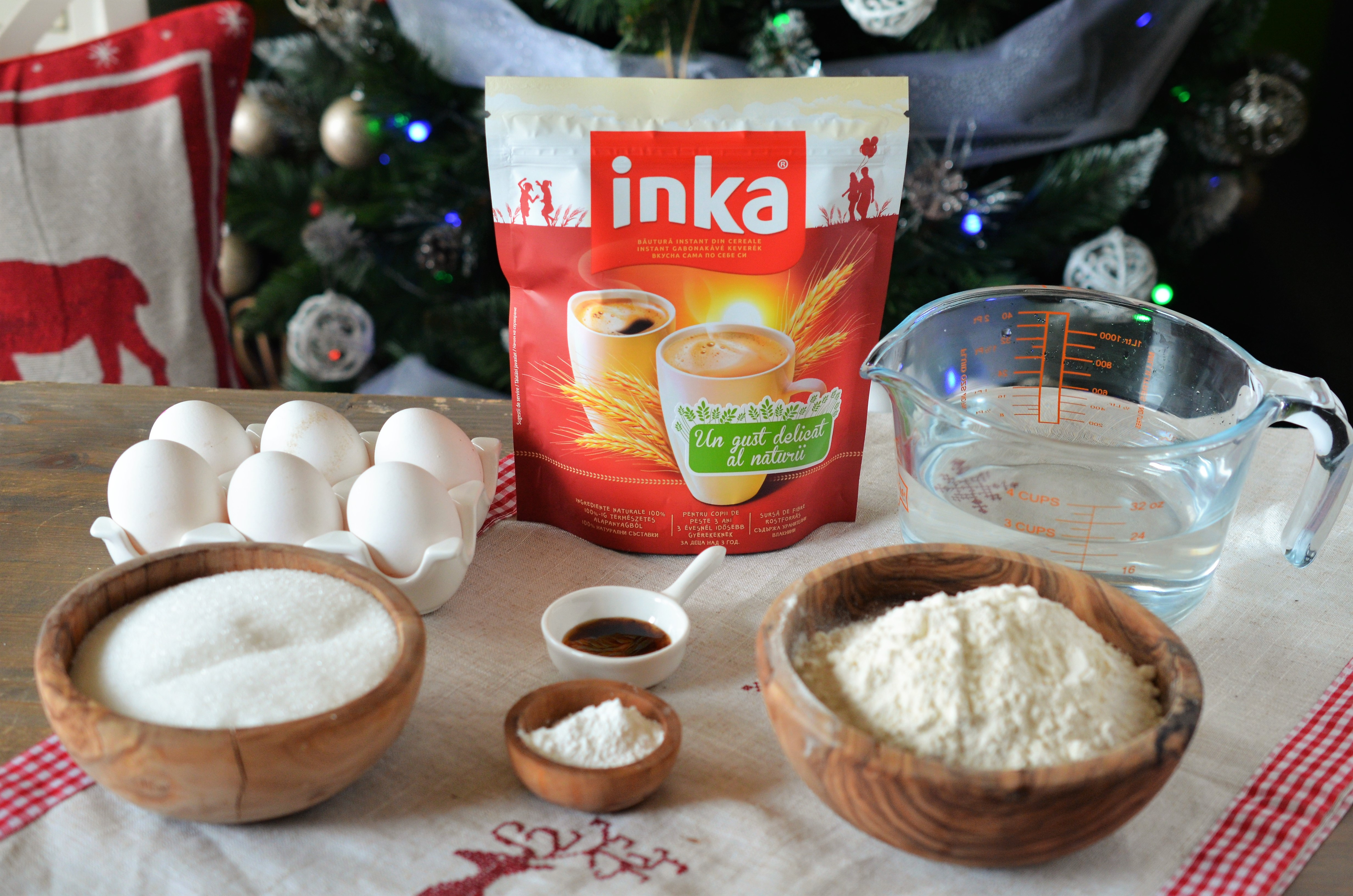 prajitura cu inka