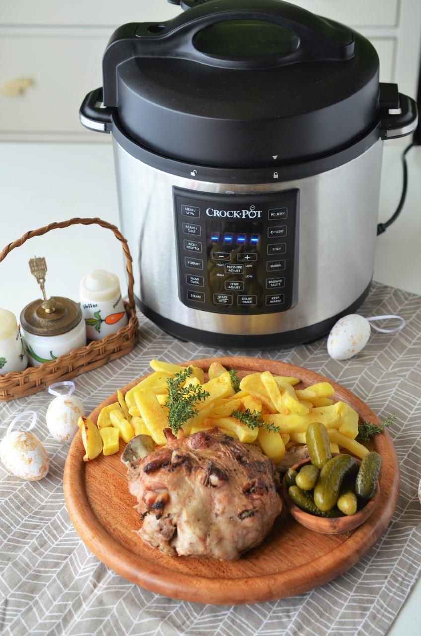 pulpa de miel la multicooker crock-pot express cu gatire sub presiune