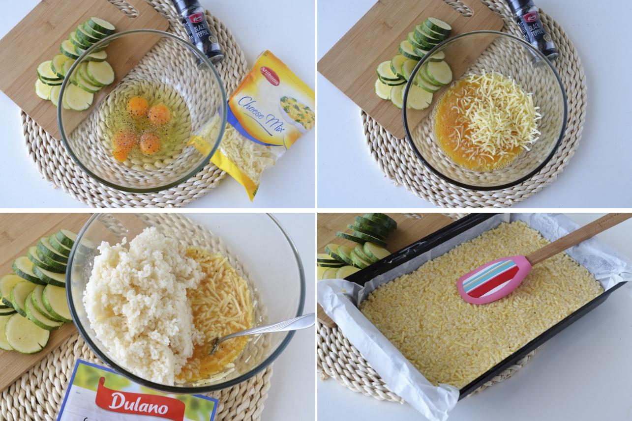 frittata cu orez