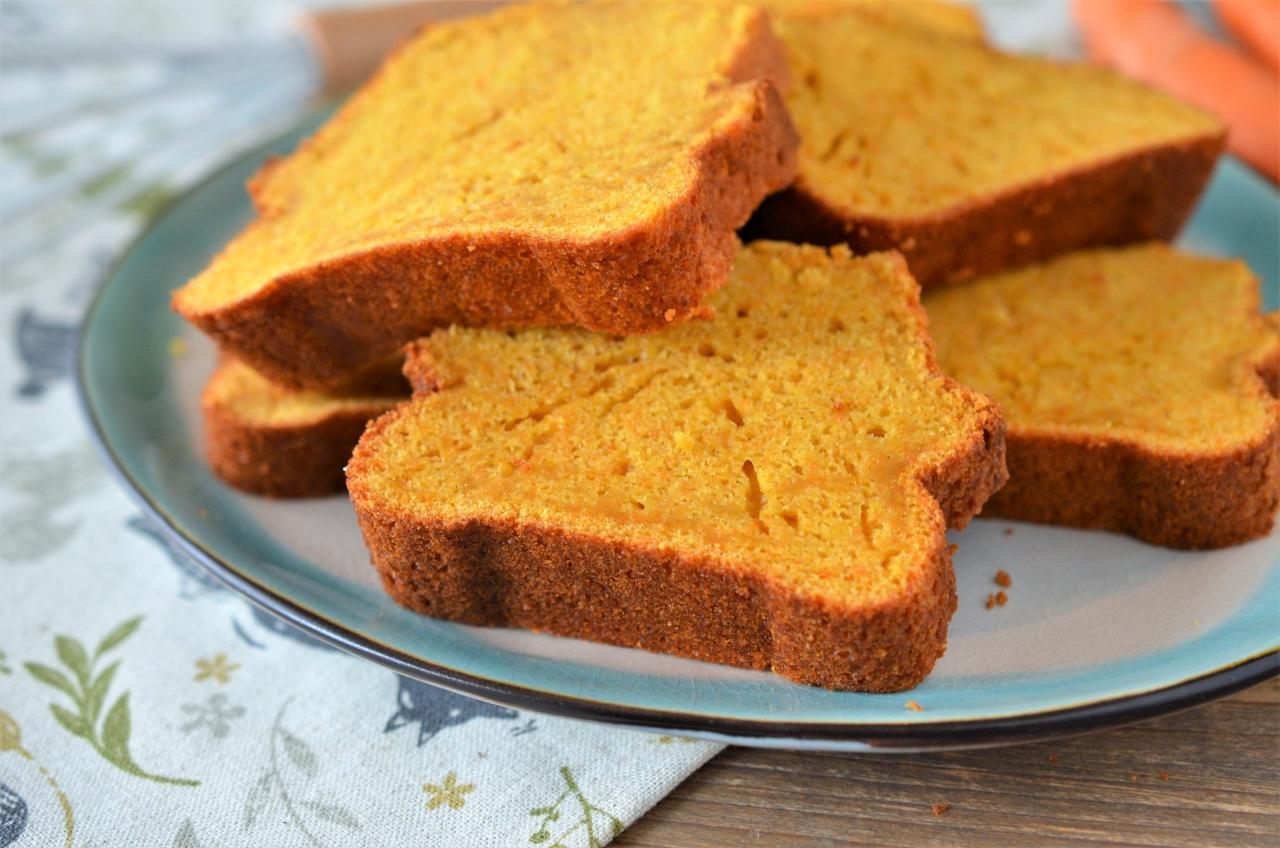 reteta rapida de carrot cake