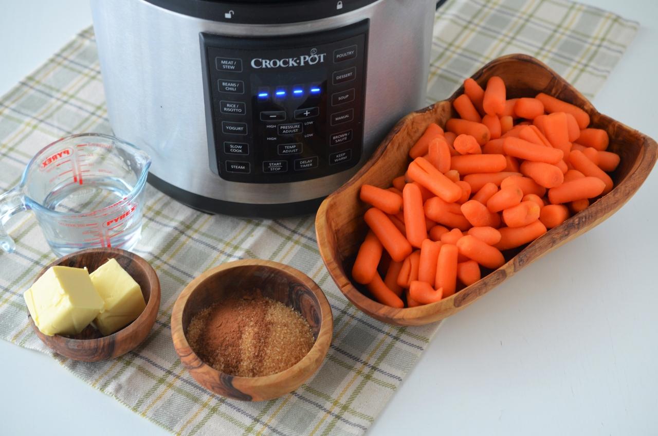 morcovi caramelizati