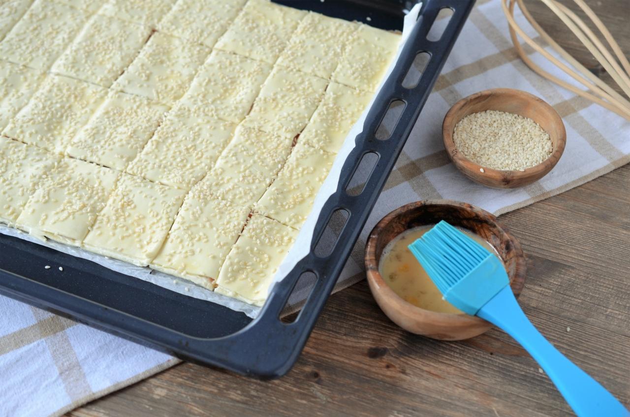 aperitiv foietaj cu somon