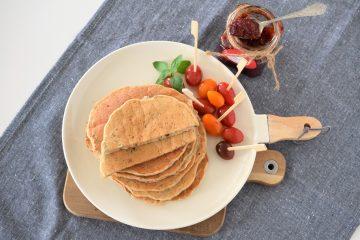 pancakes cu ton