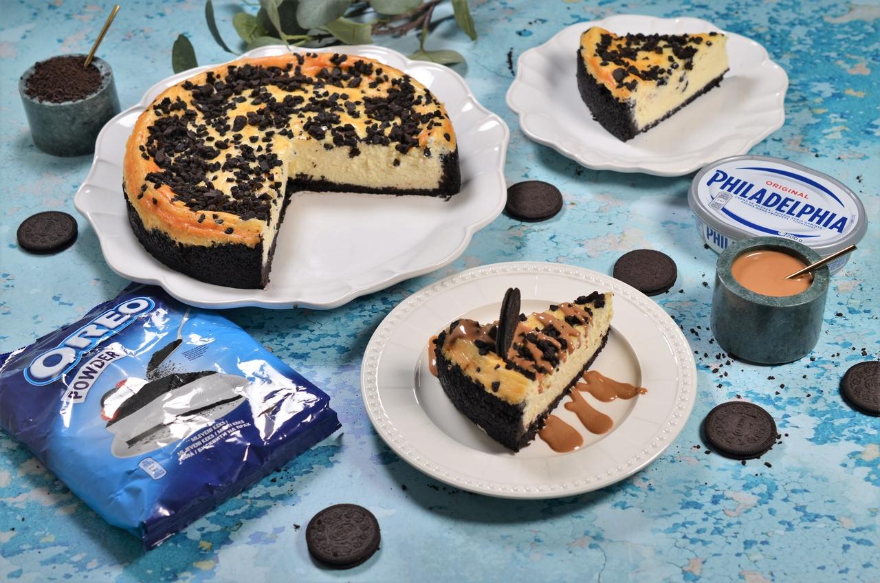 new york cheesecake cu oreo