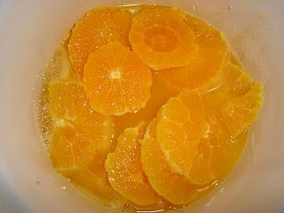 Pui cu portocale
