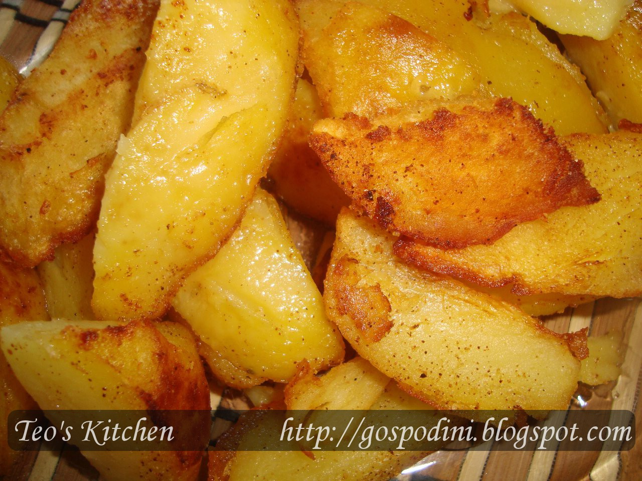 Retete de post cu cartofi fierti